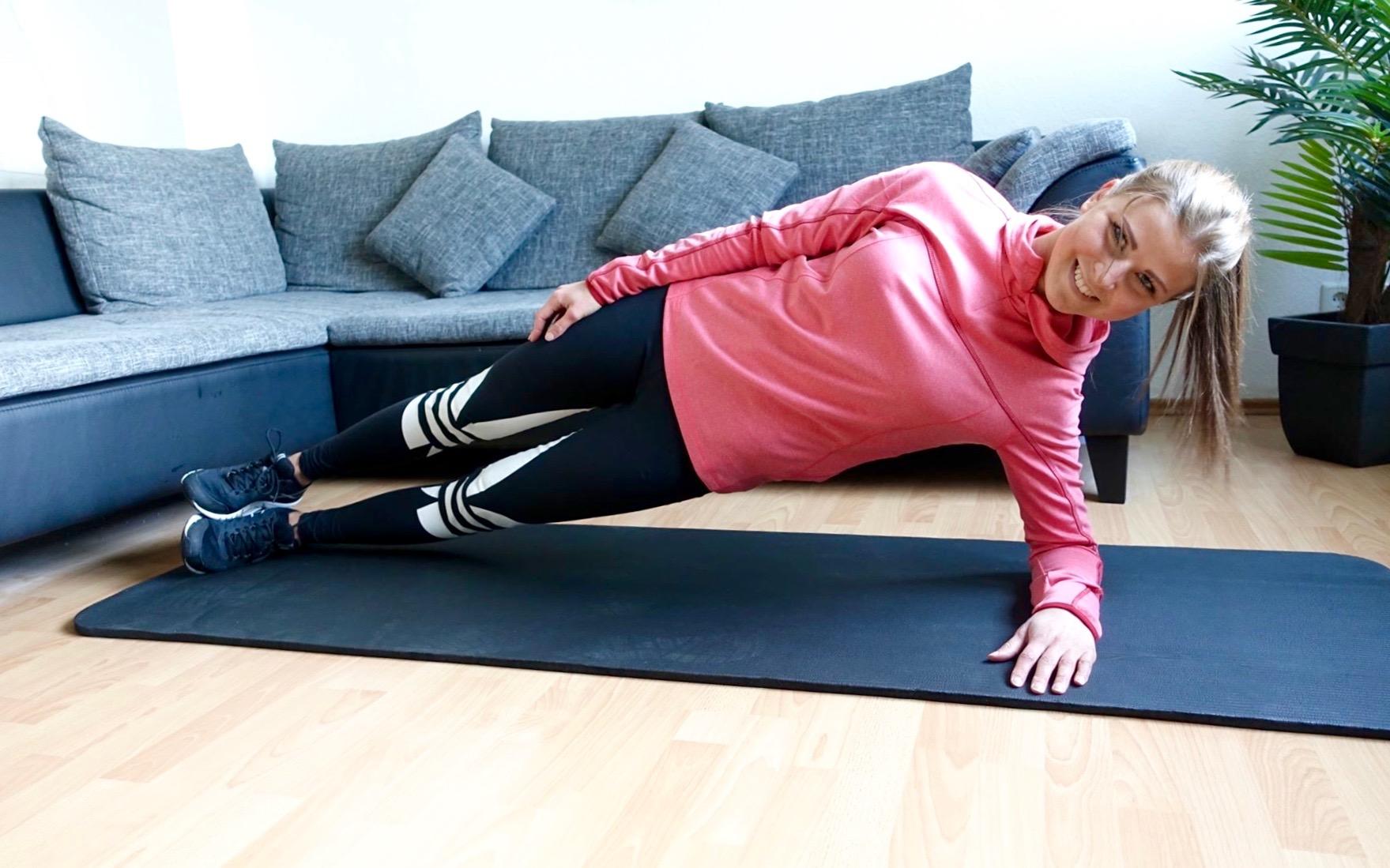 hintere beinmuskulatur trainieren