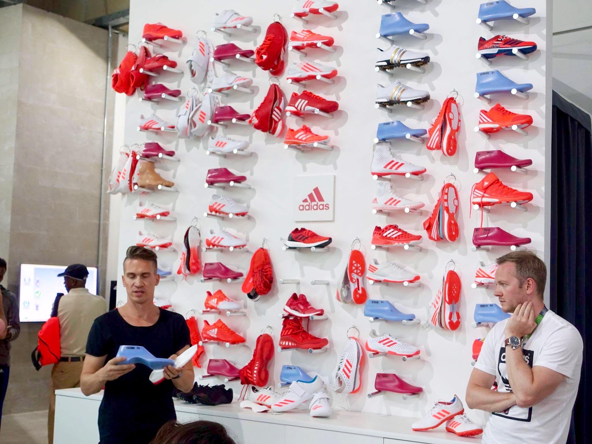 Rio mit adidas